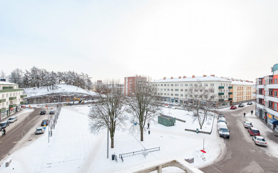 Hyreshus i Enköping